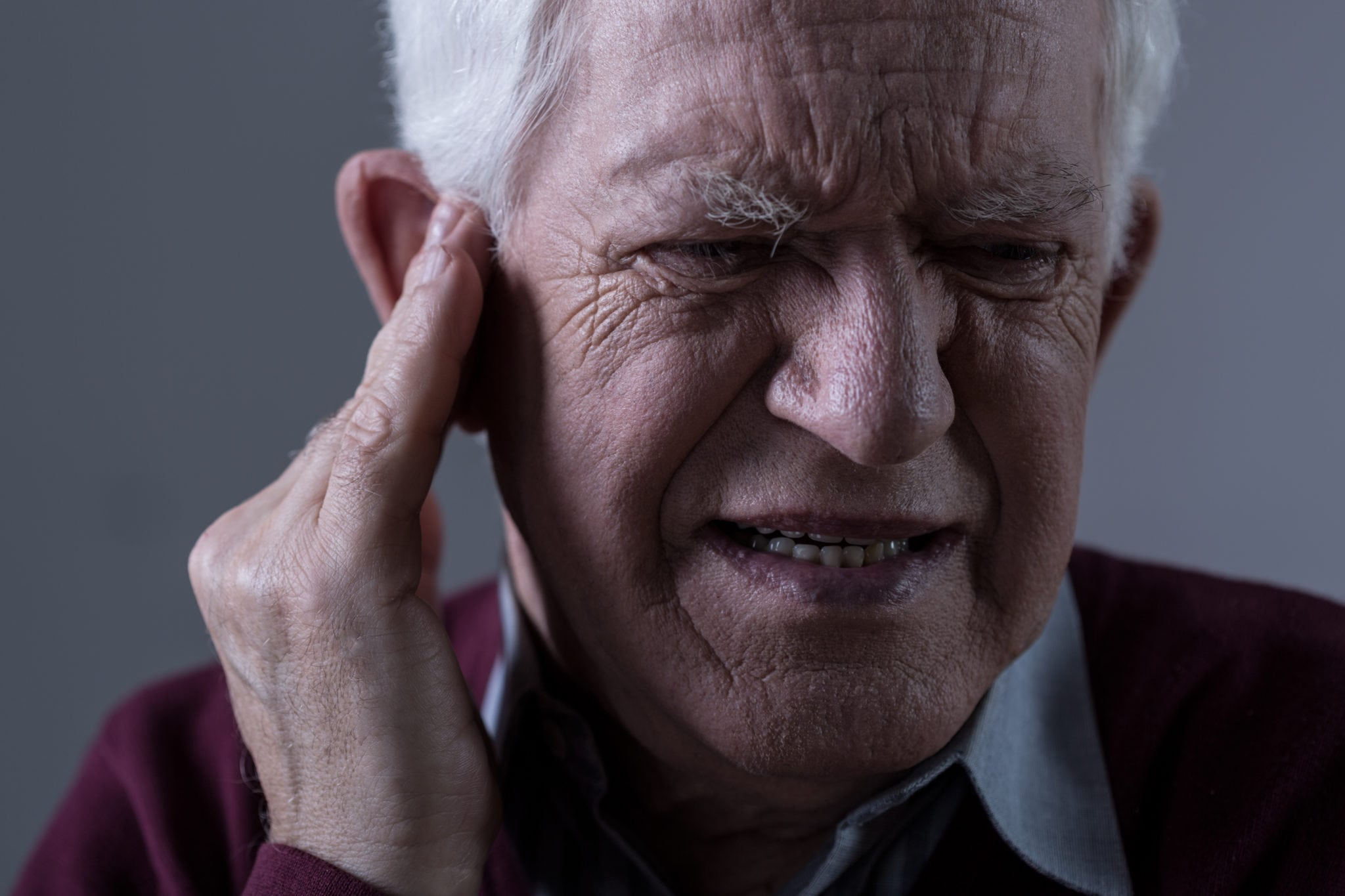 How can hearing aids help relieve my Tinnitus?