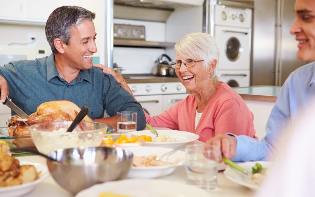 Communication Tips for Family of the Hard of Hearing This Thanksgiving