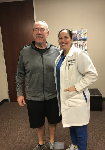 North Houston Hearing Testimonial from Feuerbach