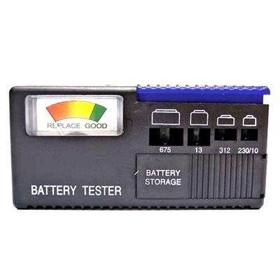 Activair Battery Tester from North Houston Hearing Solutions