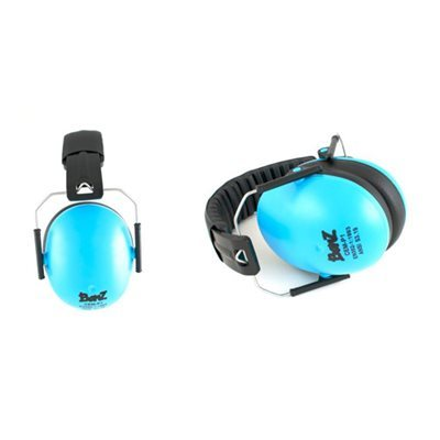 Baby Banz Junior Earmuff - Blue from North Houston Hearing Solutions