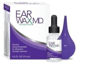 Earwax MD Take-Home Kit with Bottle & Bulb Syringe from North Houston Hearing Solutions