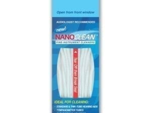 NanoClean Hearing Instrument Cleaners (20 pk) from North Houston Hearing Solutions