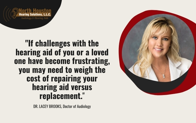 Repairing hearing aids versus replacement blog feature